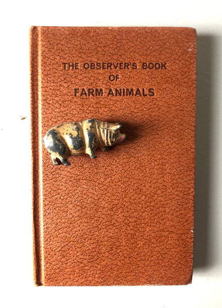 Observer Book of Farm Animals