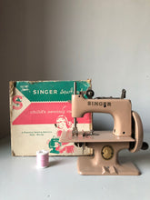 Load image into Gallery viewer, 1950s Childs Singer Sewing Machine
