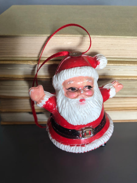 Vintage Father Christmas Tree Decoration