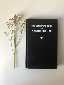 NEW - Observer Book of Architecture