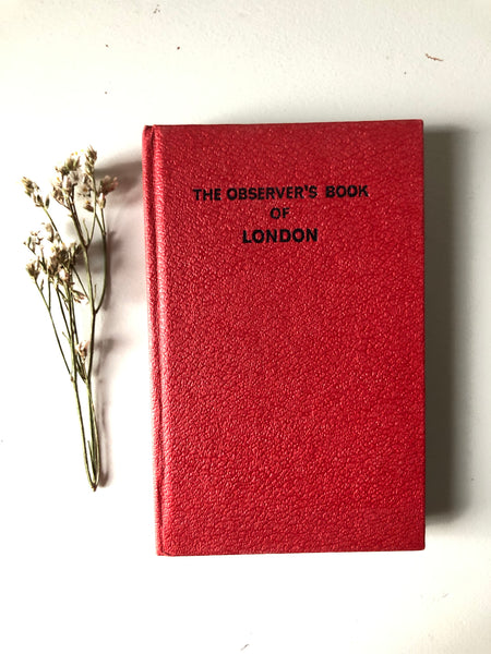Observer Book of London