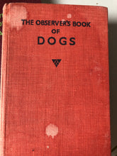 Load image into Gallery viewer, Pair of Observer books, Dogs and Cats
