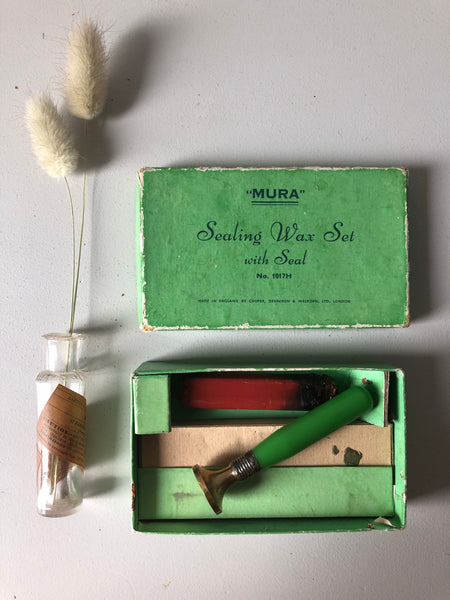Vintage Wax Seal set