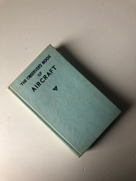 NEW - Vintage Observer Book of Aircraft