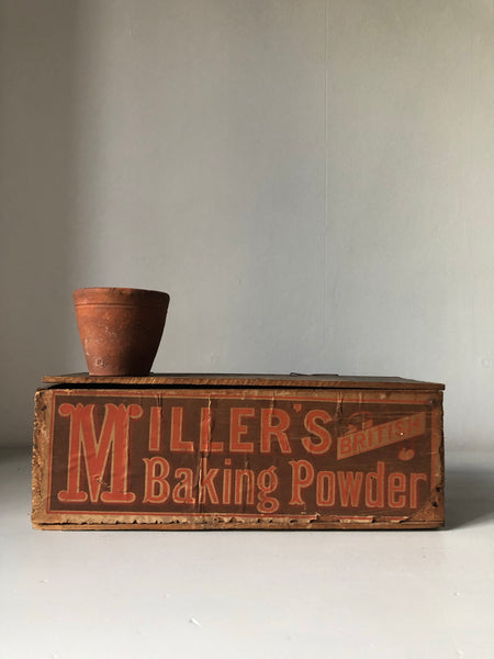Antique Miller's Crate