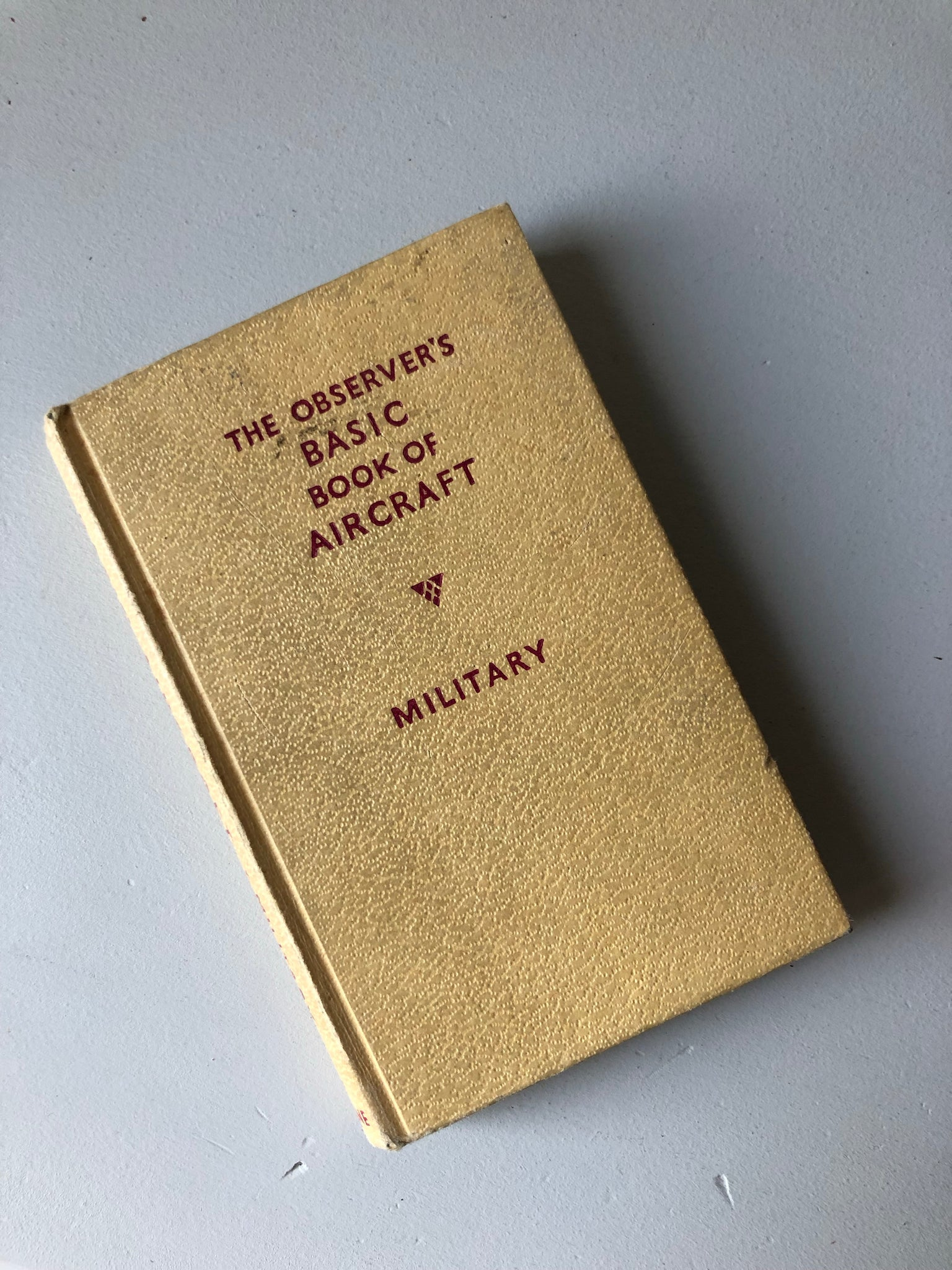 Observer Book of Military Aircraft