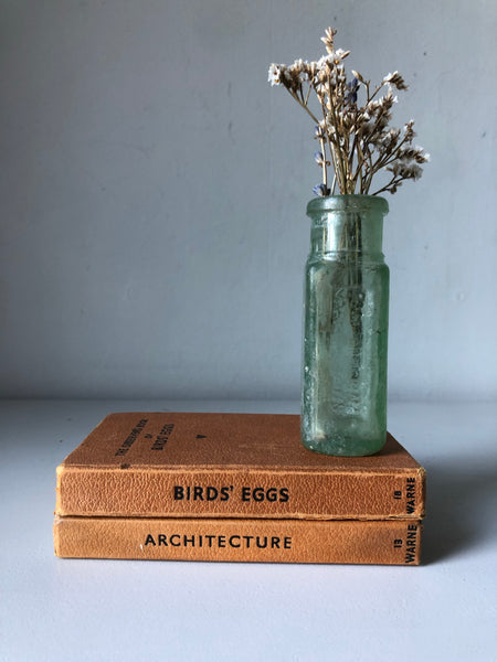 Pair of Observer Books, Architecture and Birds Eggs
