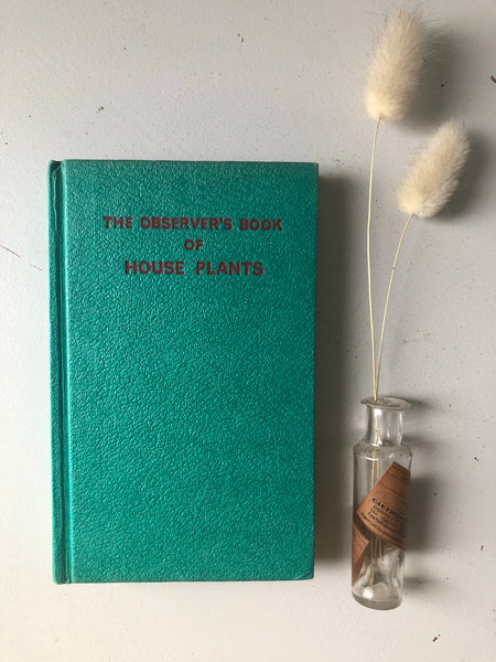 Observer Book of House Plants