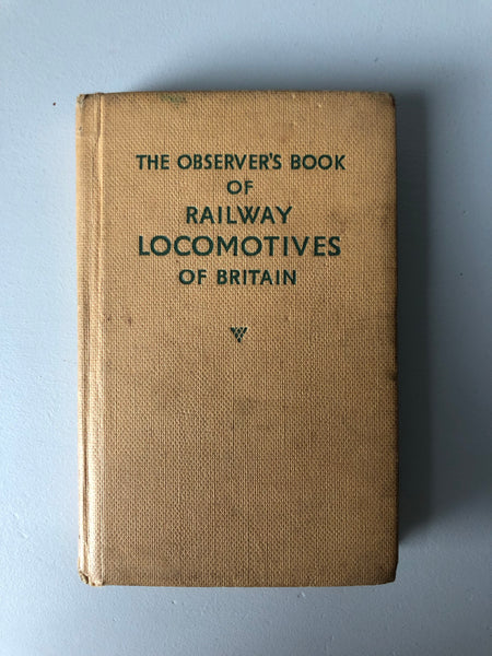 NEW - Observer Book of Railway Locomotives