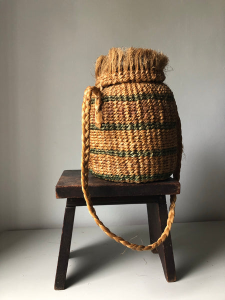 Vintage Bucket Basket