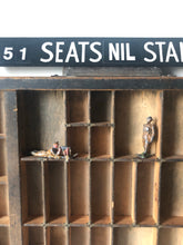 Load image into Gallery viewer, NEW - 1980s Bus Sign '51 Seats'