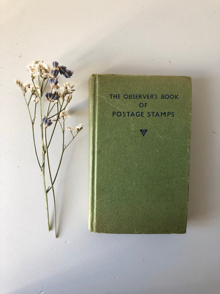 NEW - Observer Book of Postage Stamps