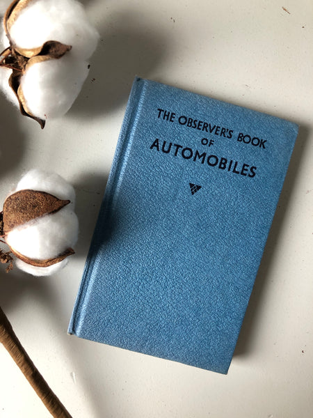Observer Book of Automobiles
