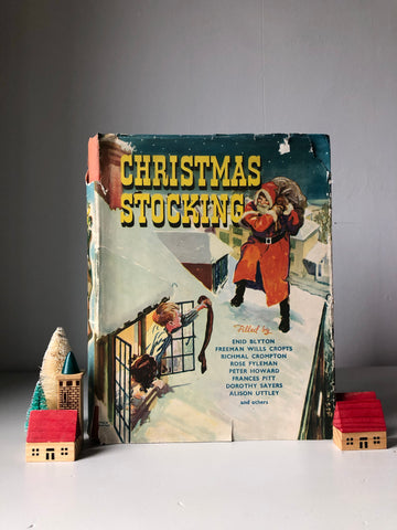 Antique Christmas Stocking Book
