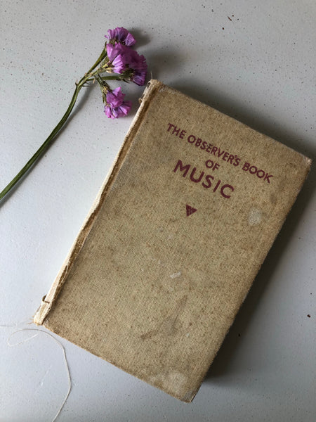 Observer Book of Music, worn
