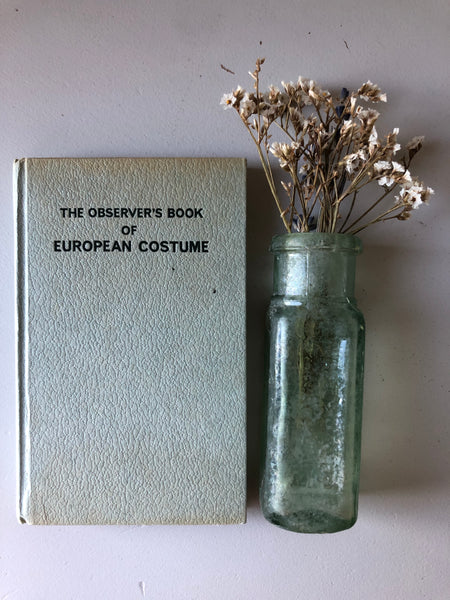 Observer Book of European Costume