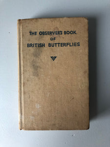 Observer Book of Butterflies