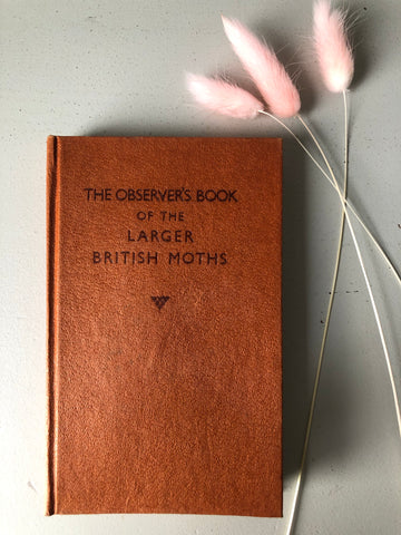 Observer book of Larger Moths