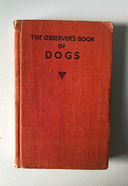 Observer Book of Dogs