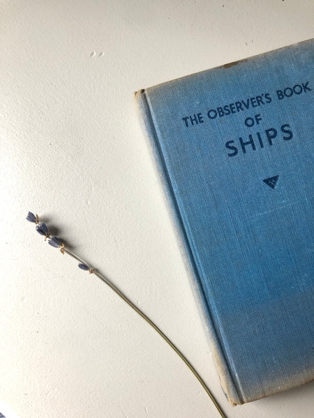 Observer Book of Ships