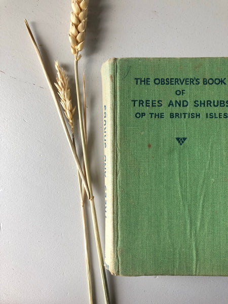 Observer Book of Trees and Shrubs of the British Isles