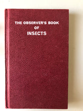 Load image into Gallery viewer, NEW - Observer Book of Insects