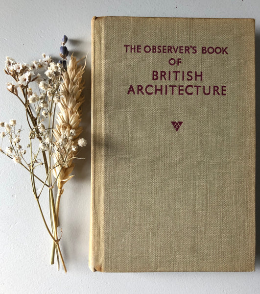 Observer Book of British Architecture