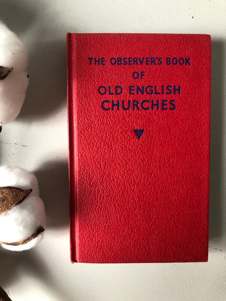 Observer Book of Old English Churches
