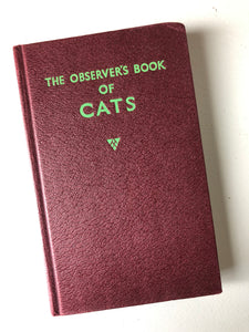 Observer Book of Cats