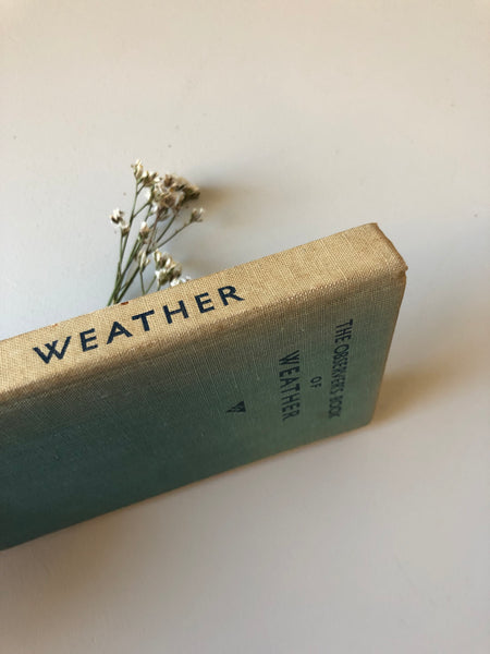 Observer Book of Weather