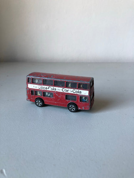 Vintage London Bus by Corgi