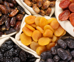 Dried Fruit & Trail Mix