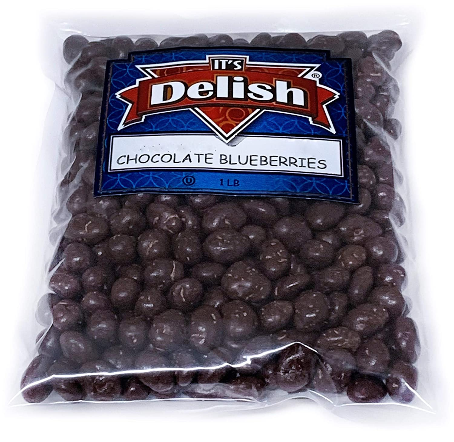 Dark Chocolate Blueberries