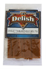 CHILE TAMARINDO SOUR BELTS - Its Delish
