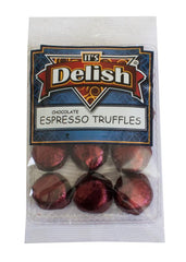CHOCOLATE ESPRESSO TRUFFLE - Its Delish