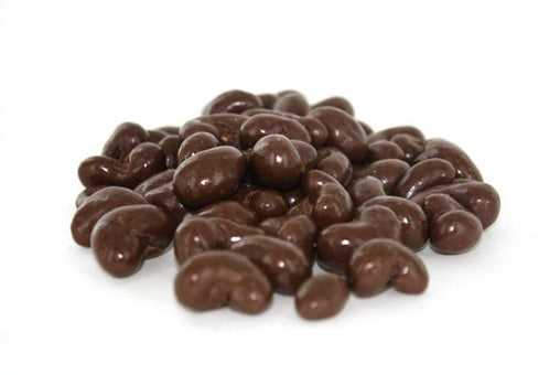 DARK CHOCOLATE CASHEWS - Its Delish
