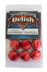 CHOCOLATE RASPBERRY TRUFFLE - Its Delish