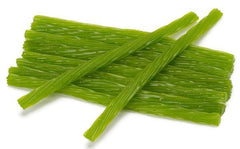 GREEN APPLE LICORICE STICKS - Its Delish