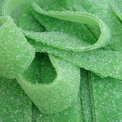 GREEN APPLE SOUR BELTS - Its Delish