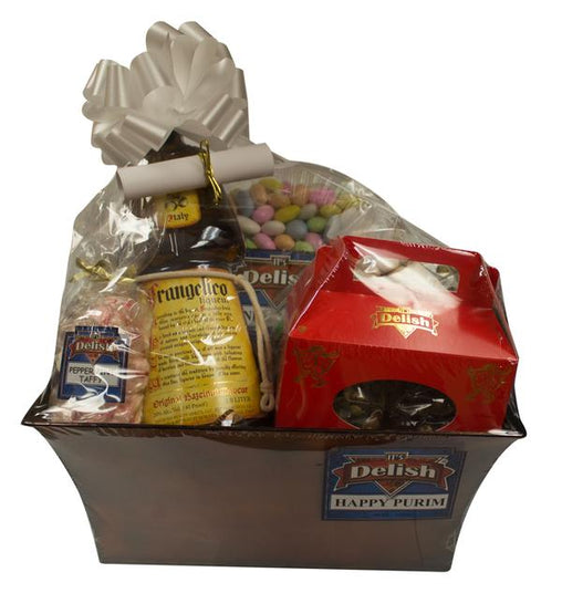 PURIM GIFT BASKET (LARGE) - Its Delish