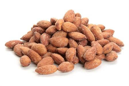 HONEY ROASTED ALMONDS - Its Delish