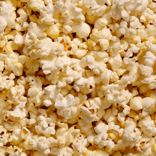 Butter Popcorn - Its Delish