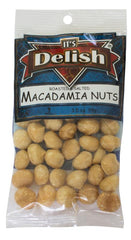 MACADAMIA, ROASTED SALTED - Its Delish