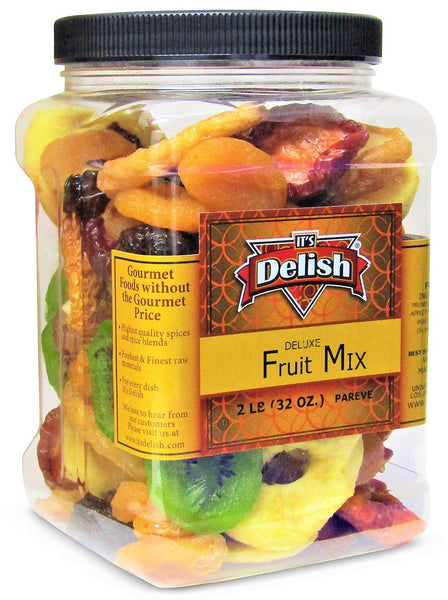 Deluxe Mixed Fruit Jumbo Container
