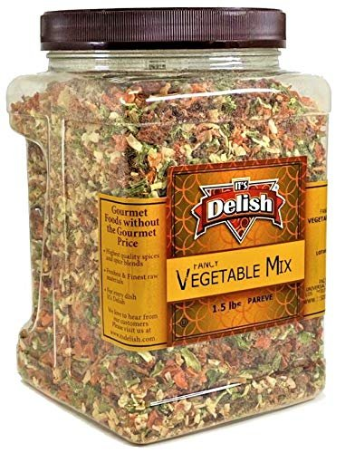 Deluxe Dried Vegetable Soup Mix, 24 Oz (1.5 Lb)