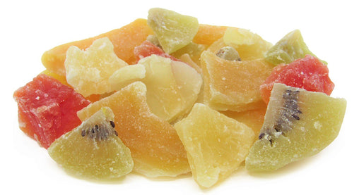 MIXED DRIED FRUIT CHUNKS REFRESHING SNACKS