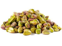PISTACHIOS, RAW NO SHELL