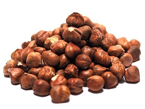 HAZELNUTS (FILBERTS) - (ROASTED & SALTED)