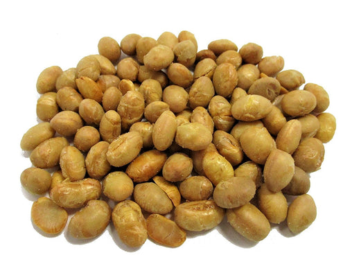 SOY BEANS, ROASTED SALTED