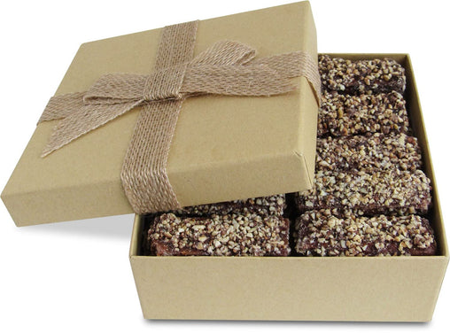 Viennese Crunch Gift Box | 16 OZ ,Dark Chocolate